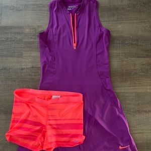Nike golf / tennis dress, small